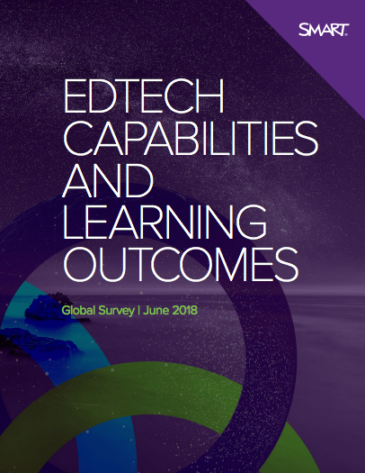 EdTech Capabilities and Learning Outcomes report