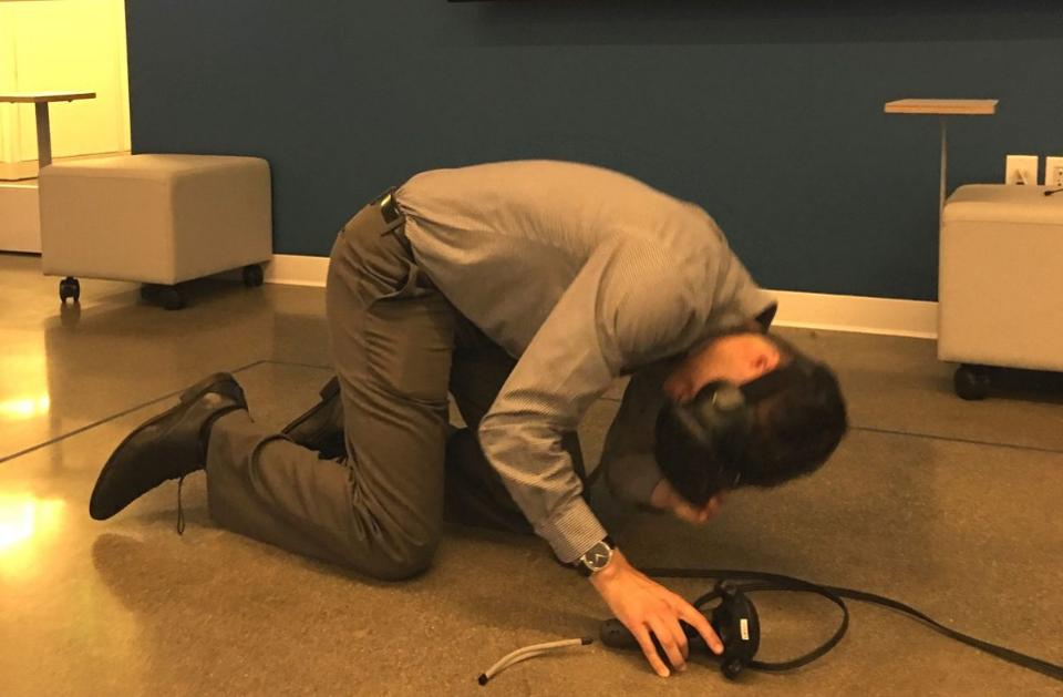 Farmers Insurance VR Training