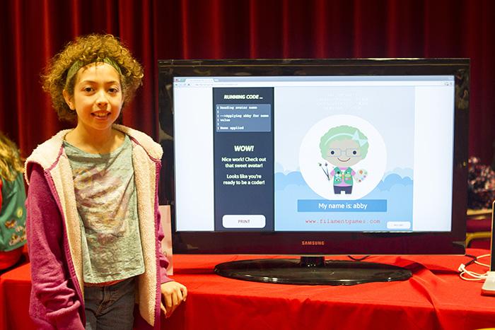 Girl Scouts avatar creator