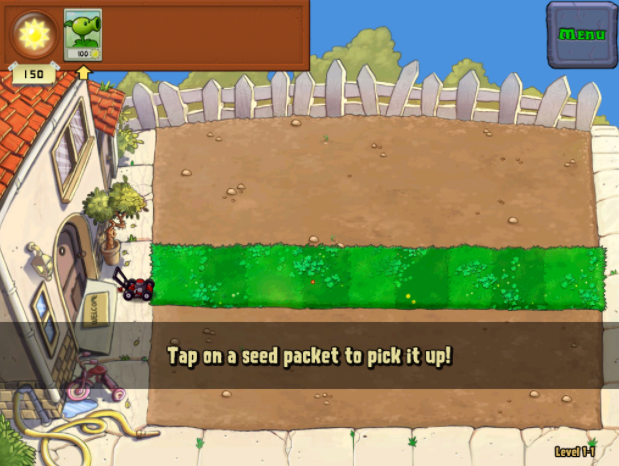Plants vs Zombies screenshot