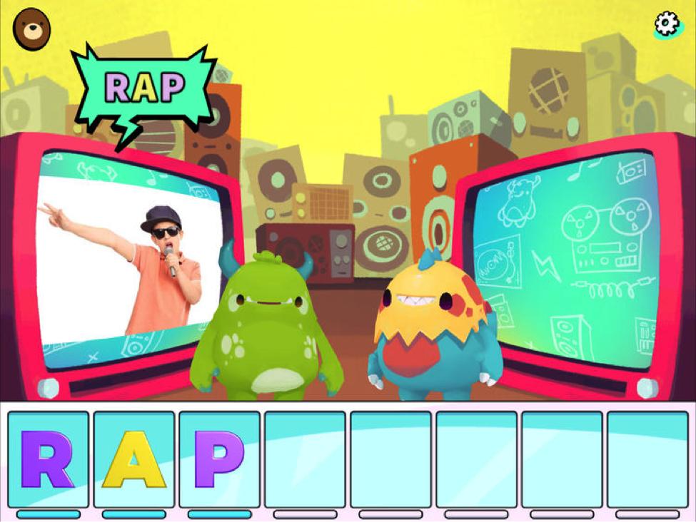 Square Panda screenshot